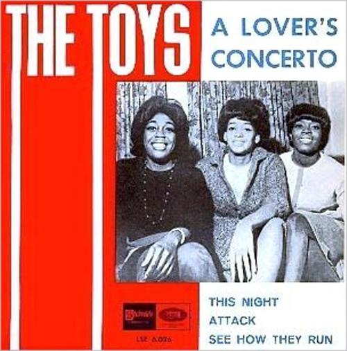 THE TOYS - LOVERS CONCERTO LYRICS - SongLyrics.com