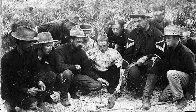 The 1898 Spanish-American War from the Florida Shore ~ Photography News 2