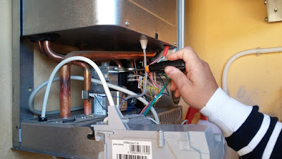 caldaia-manutenzione-regolazione pressione