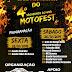 4º São Bento do Una Moto Fest acontece nos dias 25 e 26 de outubro