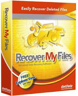 Getdata Recover Myfiles Professional 5.2.1.1964 - Katılımsız Program