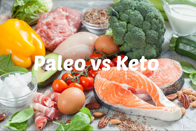 WHAT IS THE DIFFERENCE BETWEEN PALEO, LOW CARB, AND KETO