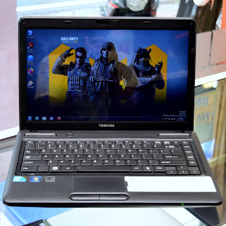 Jual Toshiba Satellite C640 Core i3 ( 14-Inch ) Malang