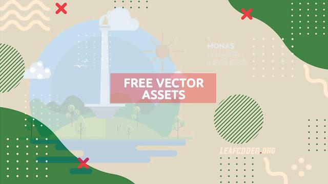 10 rekomendasi website untuk mendapatkan gambar vektor gratis untuk desain Anda by Leafcoder.org