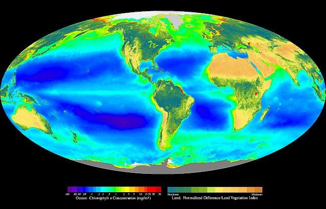 La atmosfera de la Tierra
