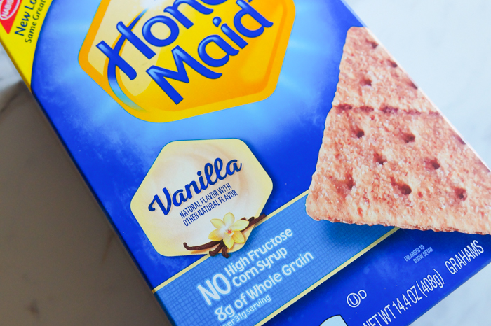 vanilla graham crackers