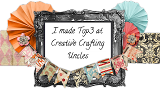 Top 3 at Creative Crafting Uncles!