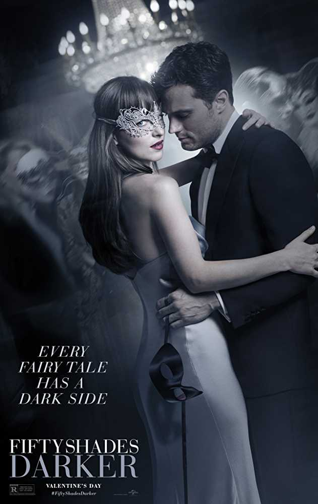 Poster Fifty Shades Darker 2017 Dual Audio HD 720p
