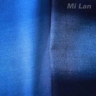 Vải Jean lụa Nữ pha Poli W14