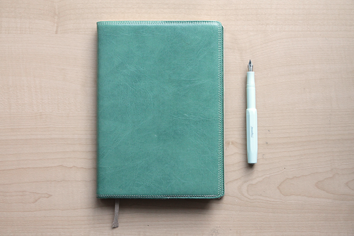 journaling (almost) every day