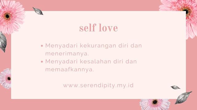 kunci self love
