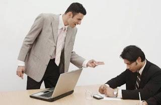 9 Tips Cara Bijak Menghadapi Kemarahan Bos di Suatu Pekerjaan