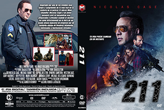 211 - Cover DVD