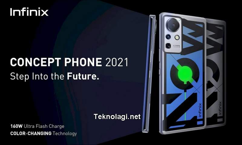 Smartphone Konsep Infinix 2021 (gizmochina.com)