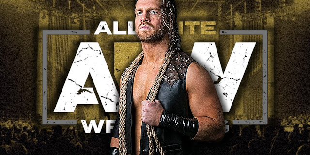 Date For Jericho vs. Hangman For The AEW Title Page Revealed