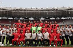Hasil Pertandingan Timnas Idonesia vs Brunai ASEAN GAMES 2019