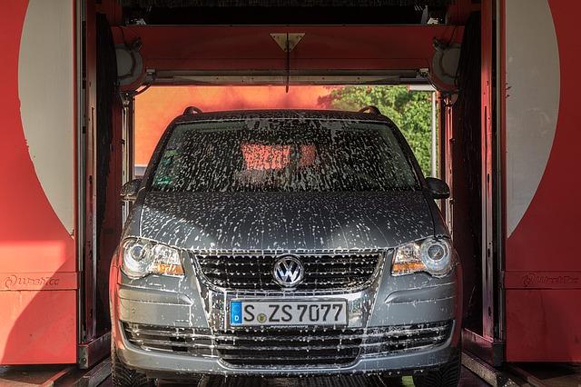 Rincian Modal Usaha Cuci Mobil Hidrolik dari Awal hingga ...