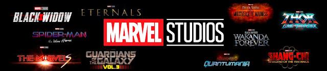 Marvel Studios muestra vídeo con las fechas de estreno de sus próximas películas.
