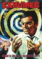 Exhumed Movies Nº1, un extraordinario fanzine