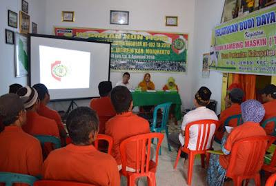 TMMD, Distan Kabupaten Mojokerto Gelar Pelatihan Budidaya Kambing