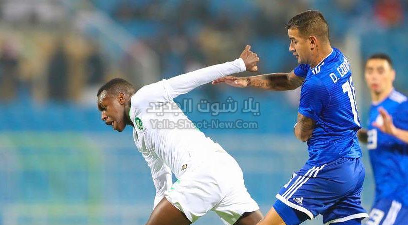 السعودية تكتفي بالتعادل السلبي في المباراة الودية امام منتخب باراجواي