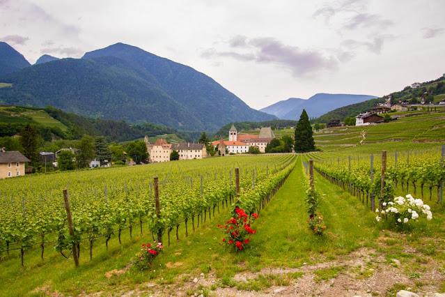 Abbazia di Novacella-Alto Adige