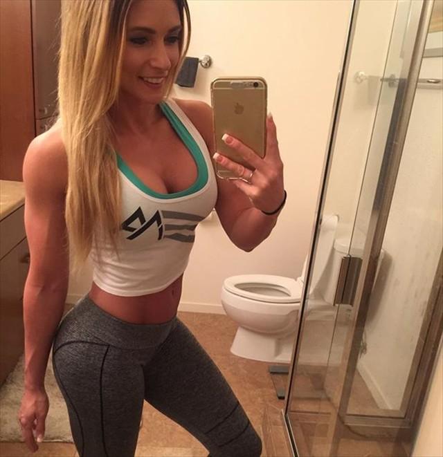 Alyssa Germeroth IFBB Bikini