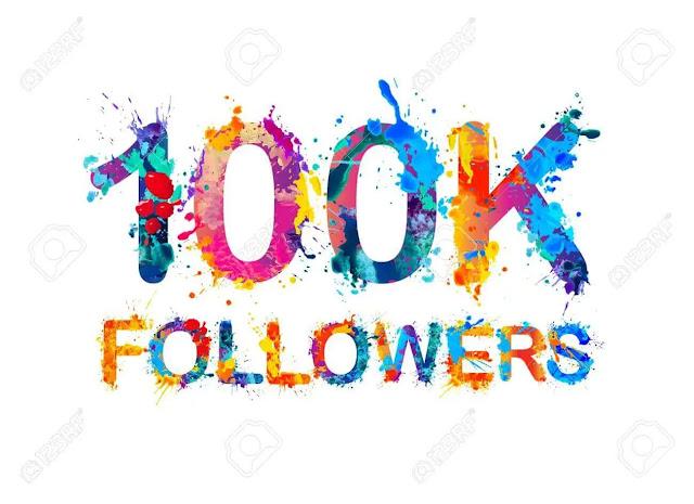 طرق لزيادة متابعين حسابك لأكثر من 100K متابع