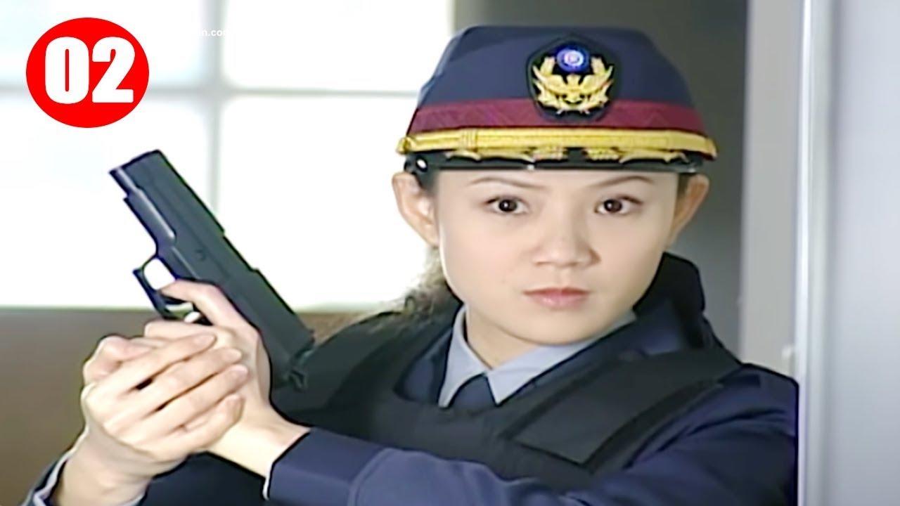 Nữ cảnh sát tinh nhuệ Trung Quốc