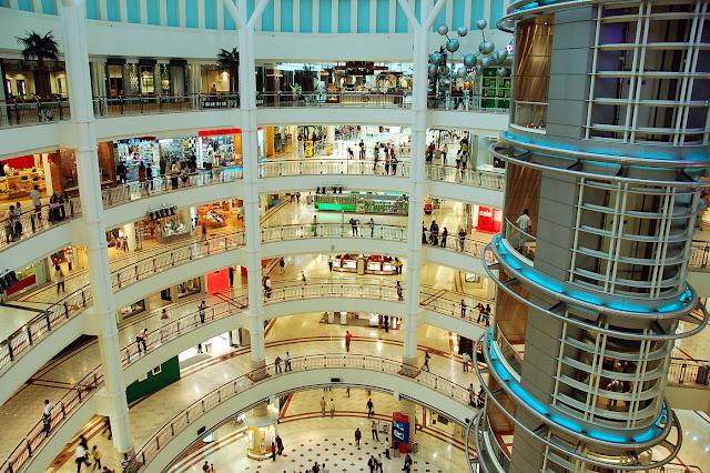 7 Mall Ter-Uwaw Didunia