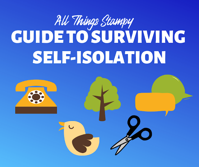 How to survive self-isolation social distancing coronavirus crafters