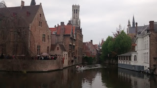 Bruges Canal Boat Trips