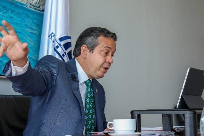 Jorge Mera insta impulsar una economía más sostenible para enfrentar retos medioambientales
