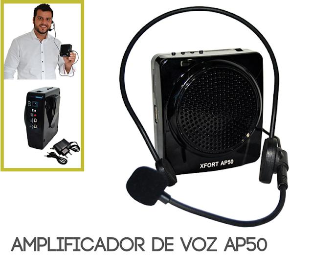 Amplificador de Voz AP50