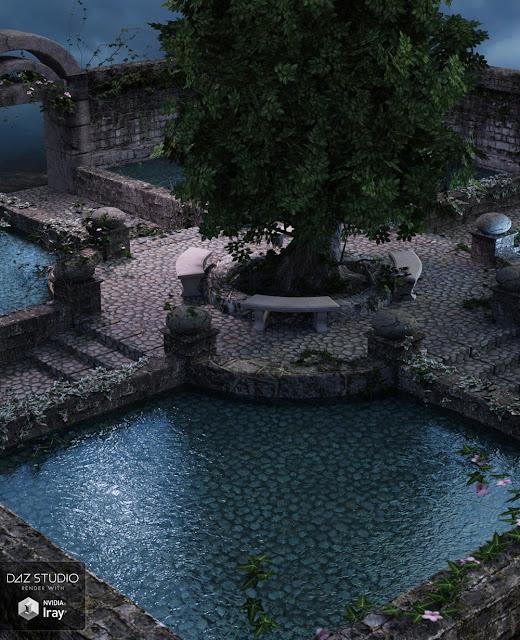 Fantasy Waterway