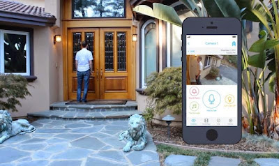 Kuna smart home security system