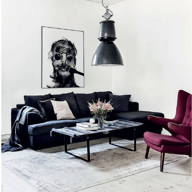 A HOUSE TO LOVE @ COPENHAGEN • the Round button blog