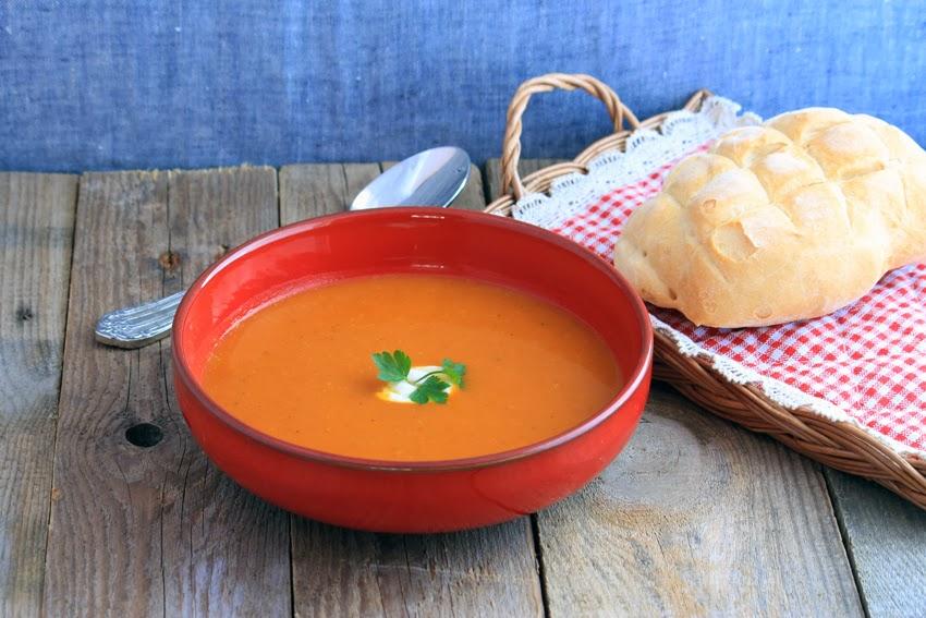 zupa z dyni, przepis na zupę z dyni