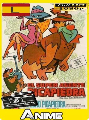 El Super Agente Picapiedra (1966)HD [1080P] latino [GoogleDrive-Mega]nestorHD
