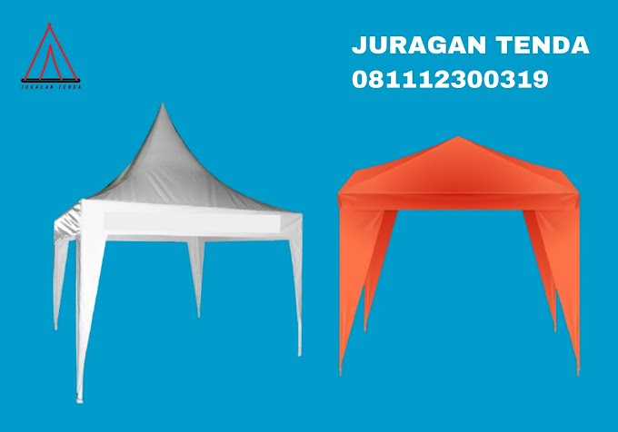 Jual Tenda Kerucut   Tenda Cafe Murah 081112300319