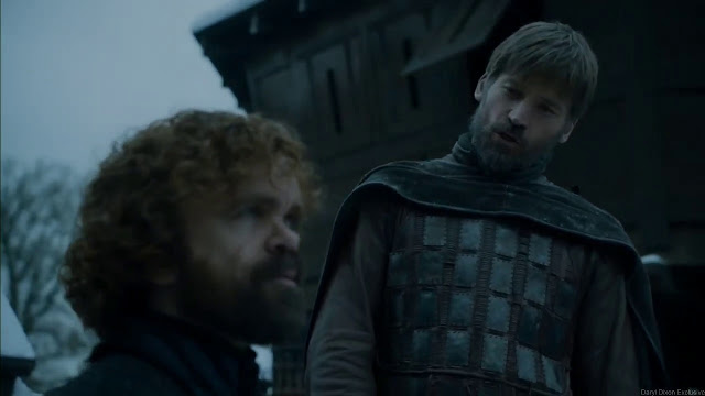 Jamie and Tyrion meet again