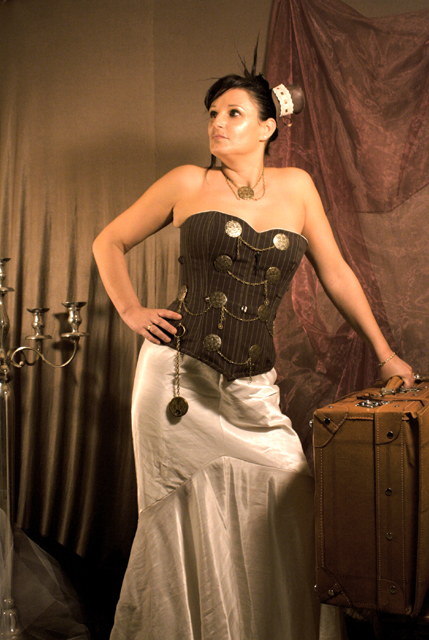 andralys corsets corset steampunk. Black Bedroom Furniture Sets. Home Design Ideas
