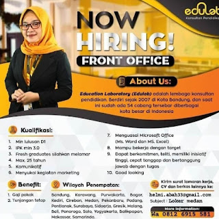 Front Office di edulab