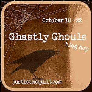 Ghastly Ghouls Blog Hop