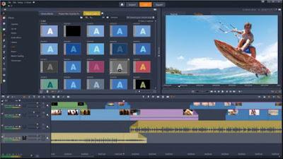 Pinnacle Studio - 11 Software Video Editor Terbaik Untuk Windows