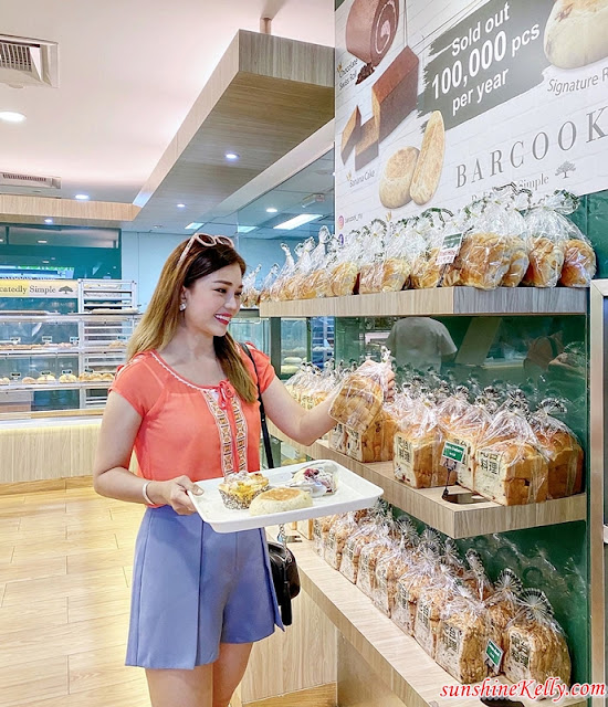 Barcook Bakery, Barcook Bakery Malaysia, Bakery, Pumpkin Walnut Bun, Raisin Cream Bun, Salted Egg Yolk Bun, Mixberry Cheese Bun, Liu Sa Bun, malaysia bakery, food