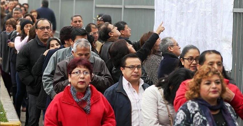 INEI: En el país existen alrededor de 600 mil maestros - www.inei.gob.pe