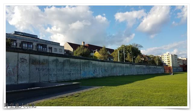柏林圍牆紀念公園