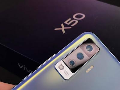 تعرف على مواصفات وسعر هاتف Vivo X50 الجديد من فيفو,سعر هاتف Vivo X50,مواصفات هاتف Vivo X50,هاتف فيفو اكس 50,هاتف Vivo,اندرويد,Android,مراجعة هاتف فيفو,مراجعة هاتف Vivo X50,Vivo X50