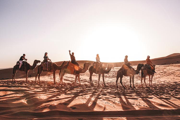 merzouga deserto marocco